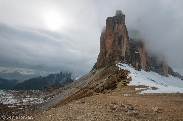 Drei Zinnen, Naturpark 3 Zinnen, Dolomiten, Südtirol