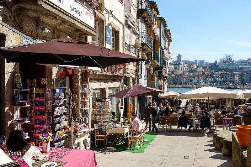 Altstadt Ribeira, Porto, Portugal, Europa