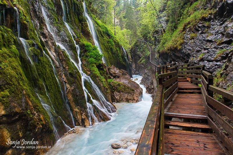 Unterwegs in Berchtesgadener Klammen - Sonja Jordan Fotografie