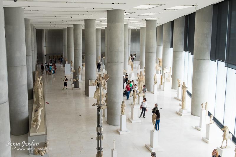 Akropolismuseum, Akropolis-Museum, Athen, Griechenland