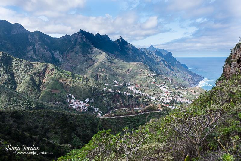 Anaga-Gebirge, Kanarische Inseln, Teneriffa, Spanien