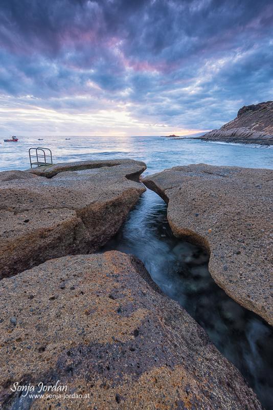 La caleta, Kanarische Inseln, Teneriffa, Spanien
