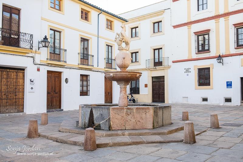 Plaza del Potro, Cordoba, Andalusia, Spain
