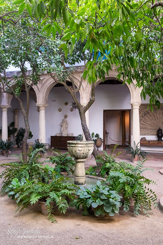 Palacio de Viana, Museum, Cordoba, Andalusia, Spain