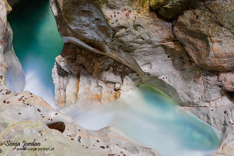 Seisenbergklamm – Tosendes Wasser