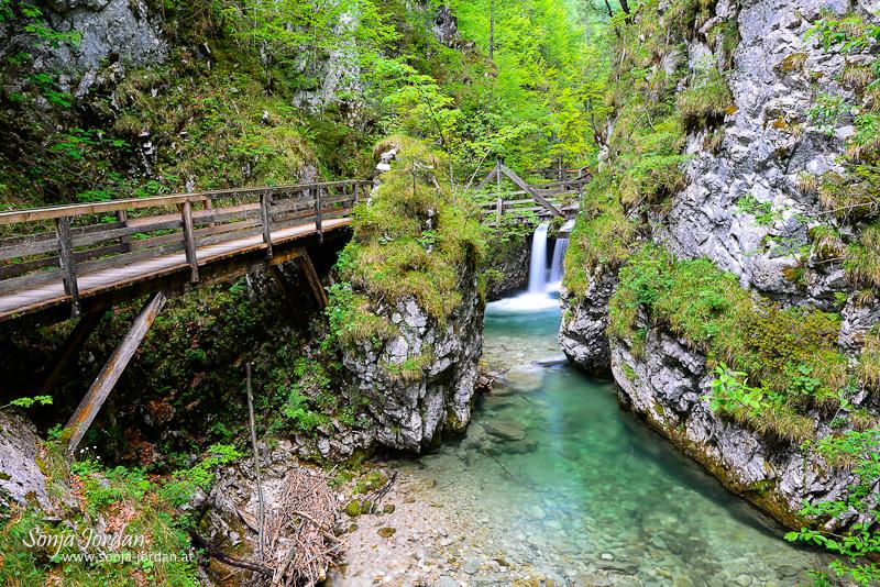 Ausflug ins Mendlingtal