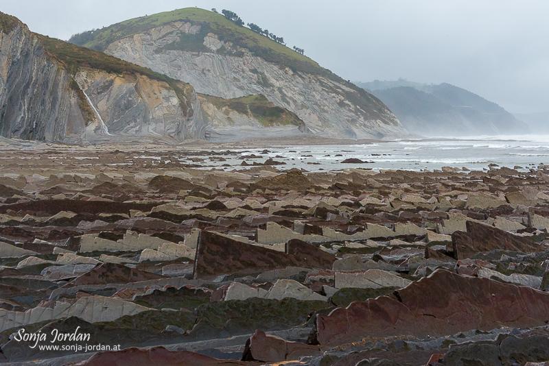 Flysch – die zerklüfteten Küstenabschnitte des Baskenlandes