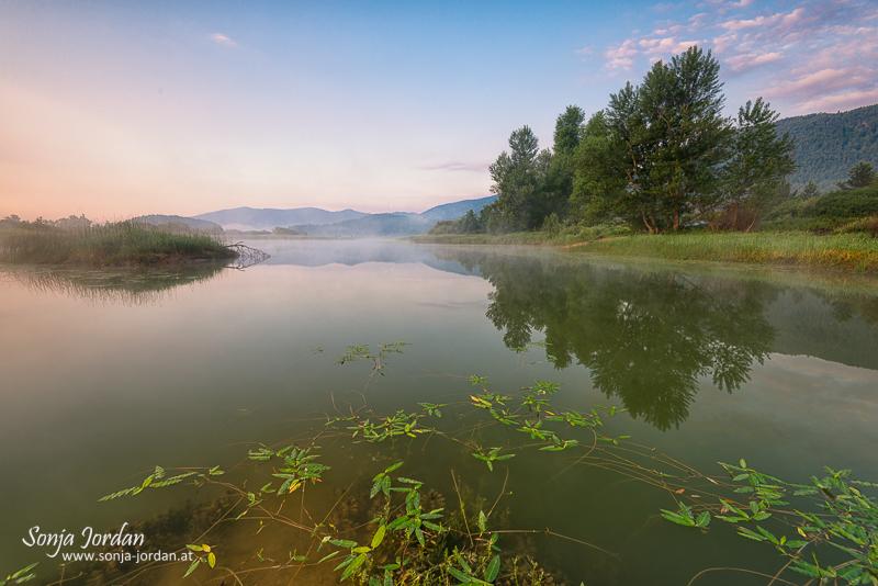 Morgenstimmung am Zerknitzer See