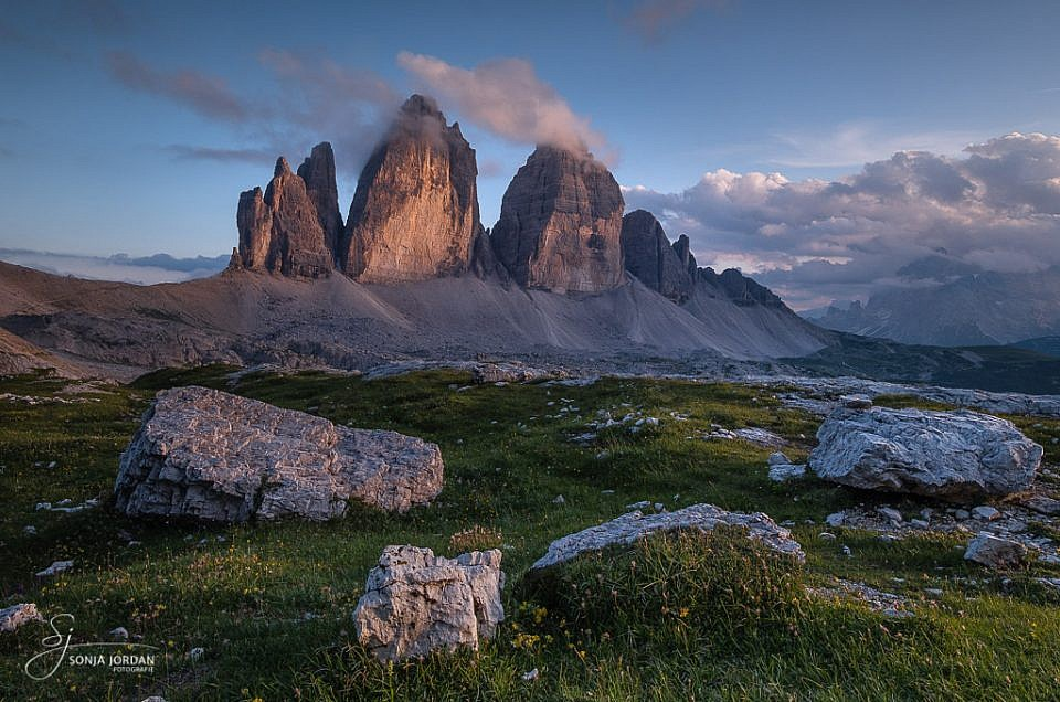Traumhafte Dolomiten