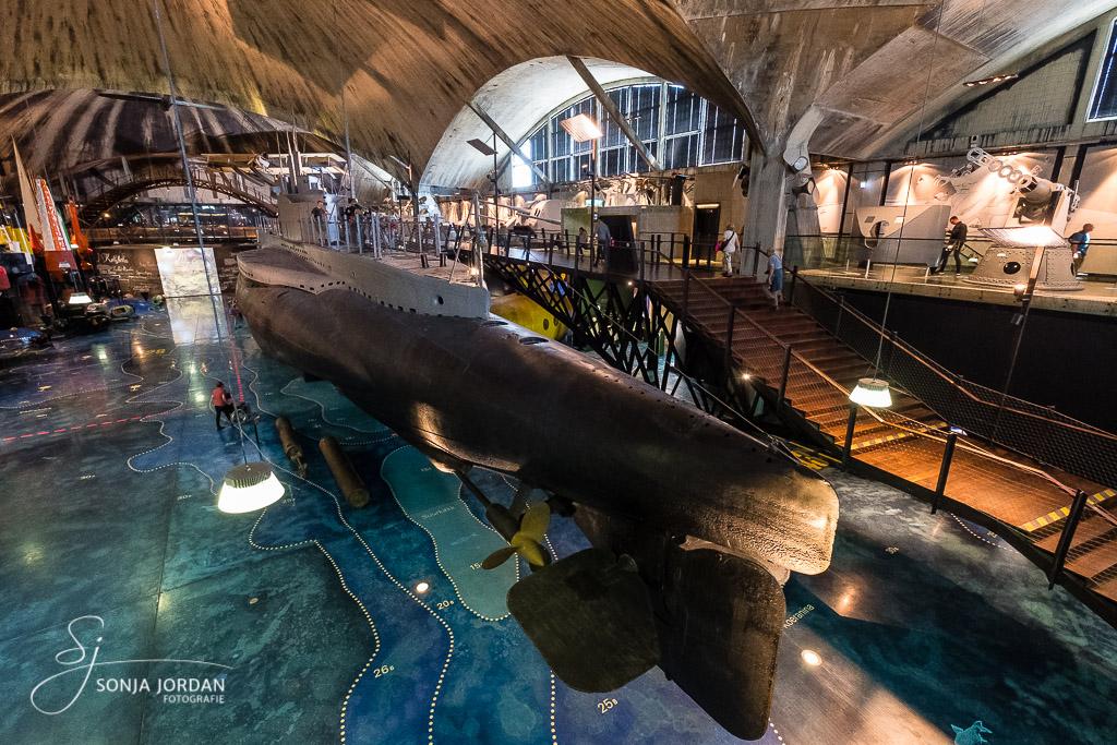 Die Lembit im Meeresmuseum