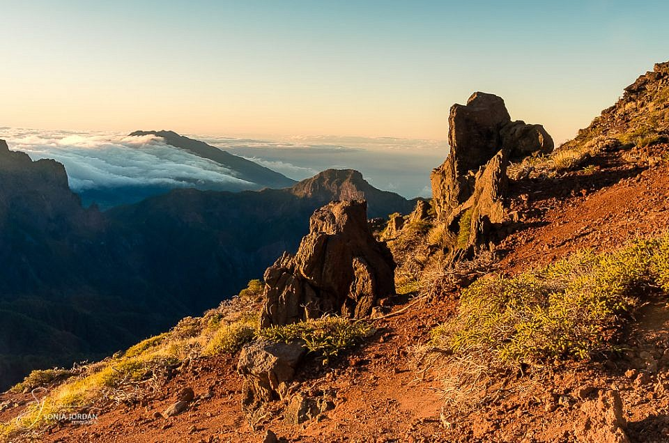 Morgenstimmung am Mirador de Los Andenes