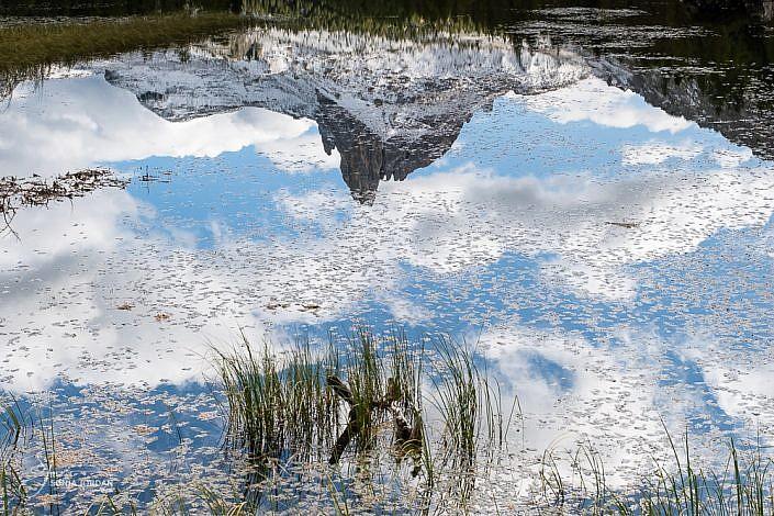 Monte Pelmo Spiegelung